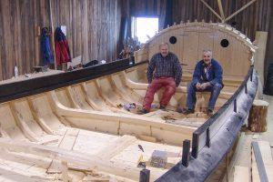 Prosjekt Åfjordsbåt - 24-03-06