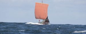 Åfjordsbåten Kystlag - seiling til Halten