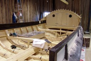 Prosjekt Åfjordsbåt - 06-04-06