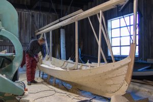 Prosjekt Åfjordsbåt - 10-03-06