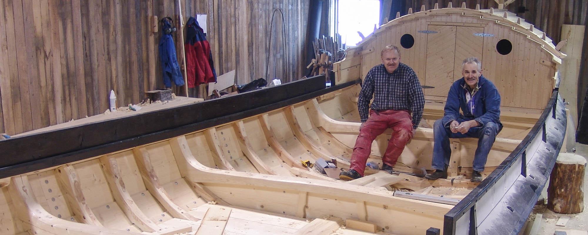 Prosjekt Åfjordsbåt