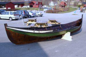 Prosjekt Åfjordsbåt - 29-04-06