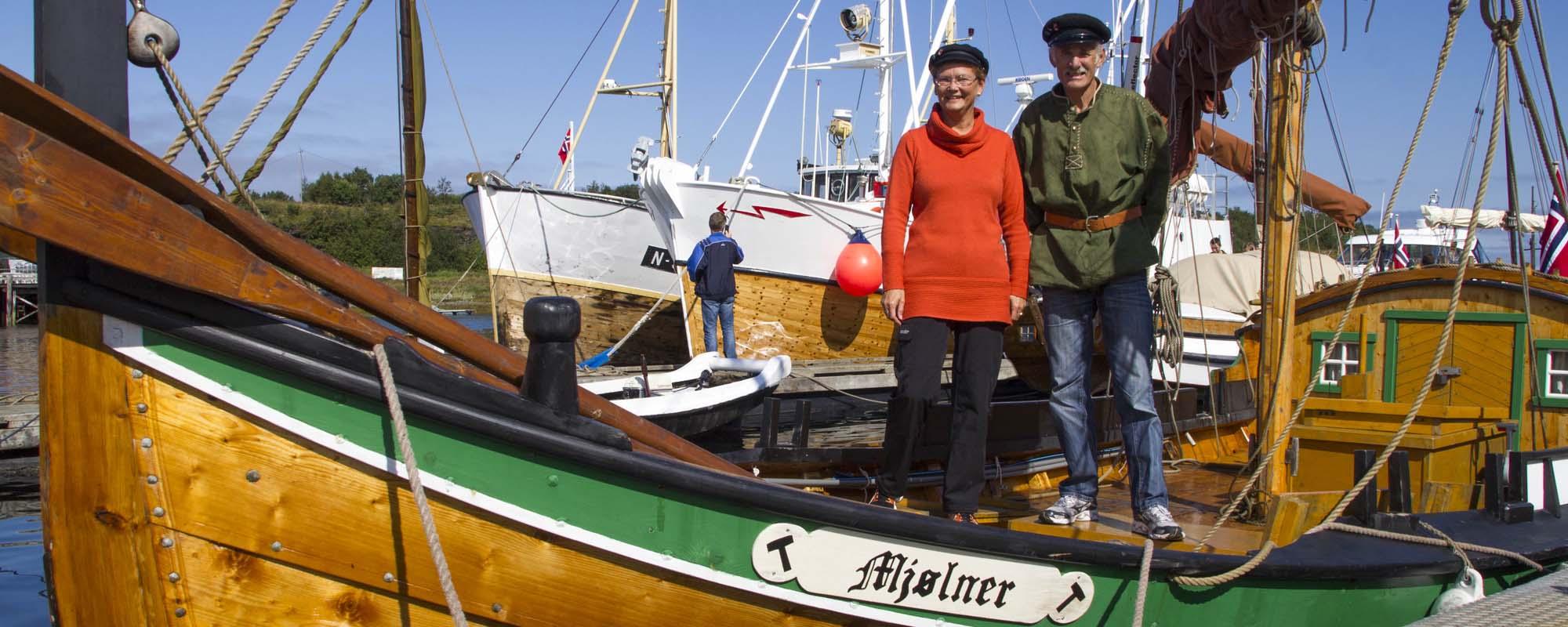 Kystkulturdagene i Lysøysund 2012